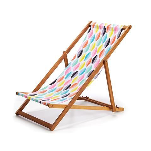Deck Chair Brights Homemaker Kmart $35