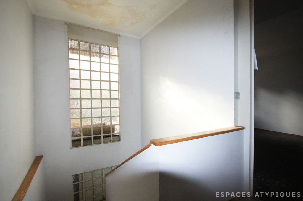 Paris : Immeuble à réhabiliter