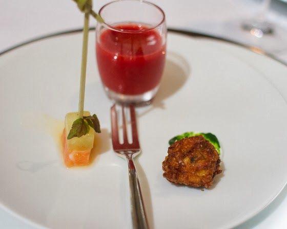 Jean-Georges NYC tasting menu