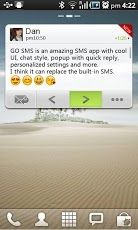 Go Sms Pro Emoji Plugin Sms App Android Apps
