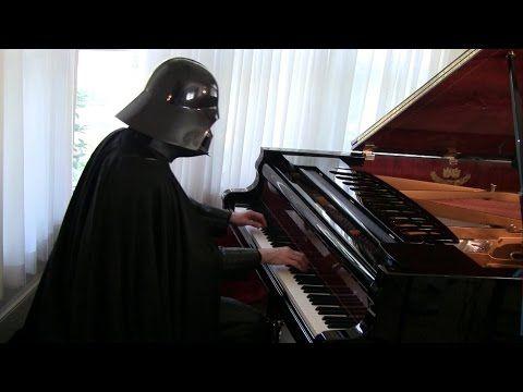 Cantina Band From Star Wars By Darth Vader Youtube Star Wars In The Music Room Darth Vader Star Wars War