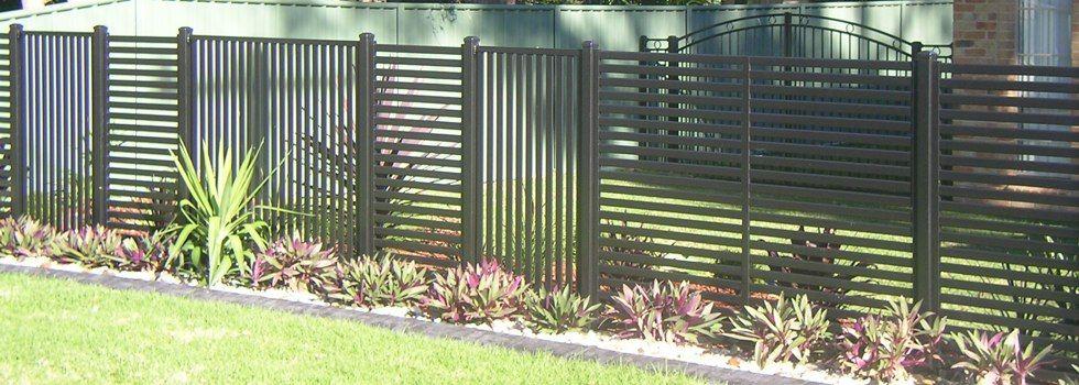 Front Yard Fencing Brisbane Kwikfynd Fencing Fencing