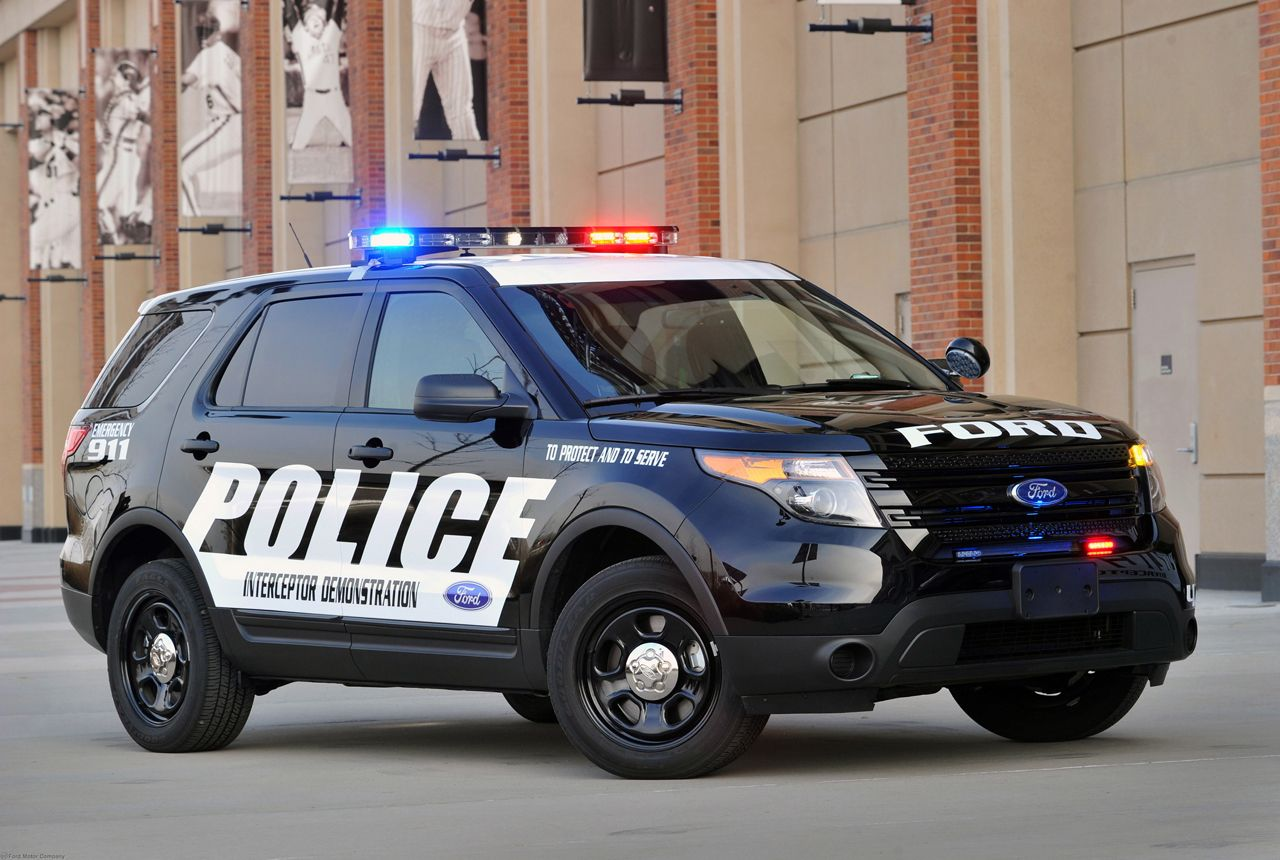 Ford Police Interceptor Sedan And Utility Photo Gallery Ford Police Police Cars Police
