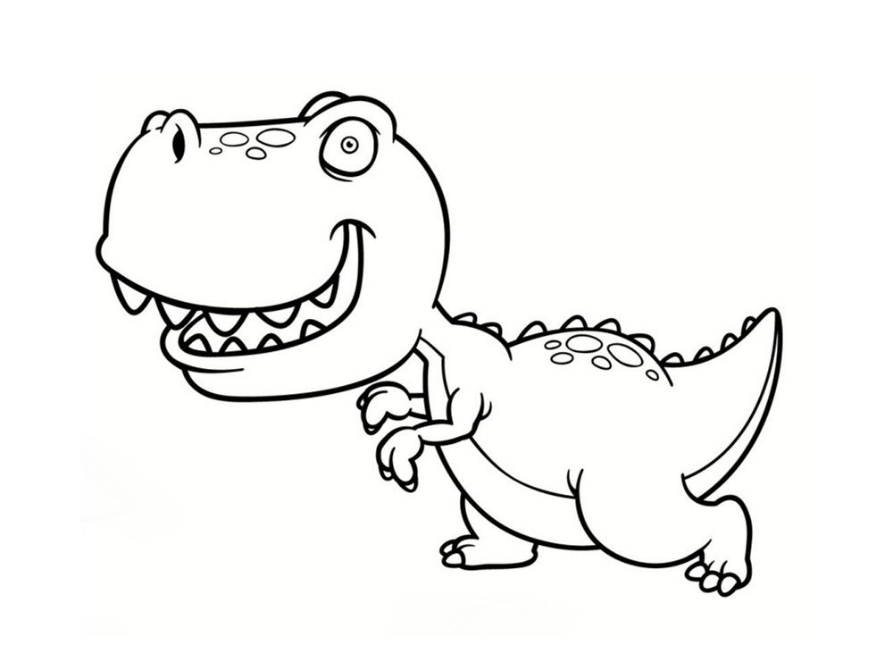 coloriage dinosaure 20 dessins a imprimer in 2020 | Character, Fictional characters, Art