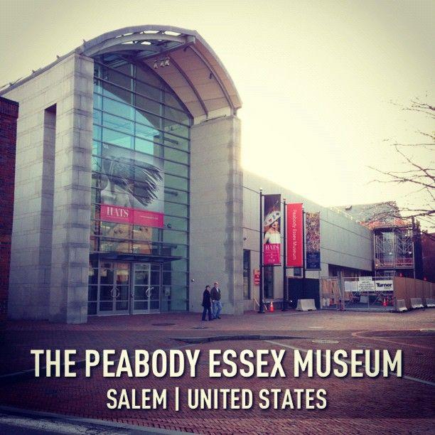 Peabody Essex Museum (PEM) in Salem, MA