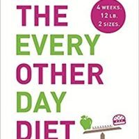the every other day diet by krista varady pdf book 1444780123 topcookbox