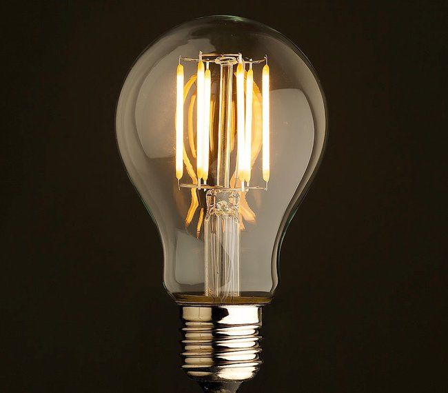 Led bulbs look just like old timey edison incandescents make steampunk energy efficient