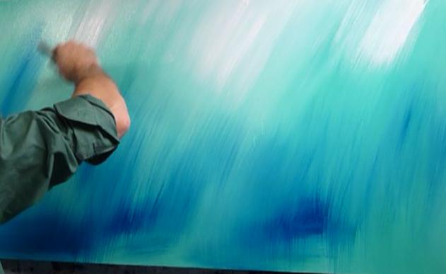 underwater effect paint - Google Search | Underwater ...
