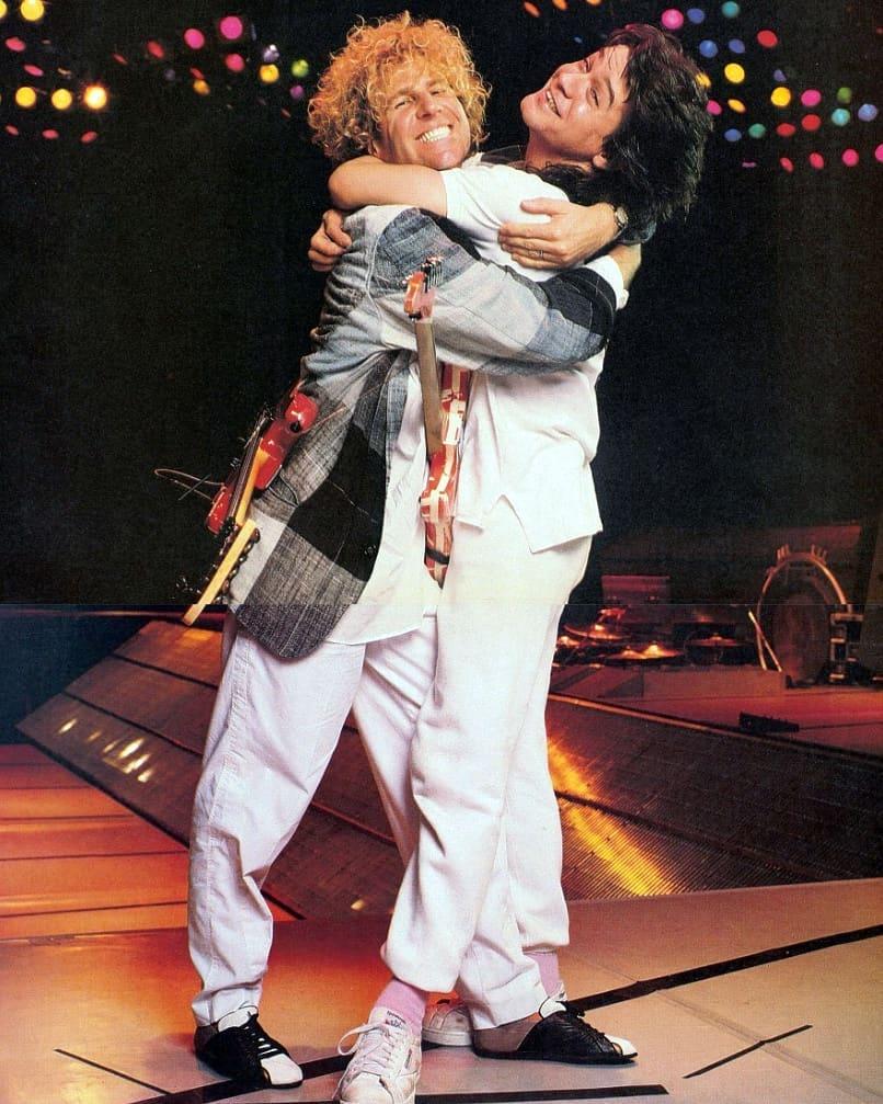 Van Hagar Google Search In 2020 Van Halen Eddie Van Halen Van Halen 5150