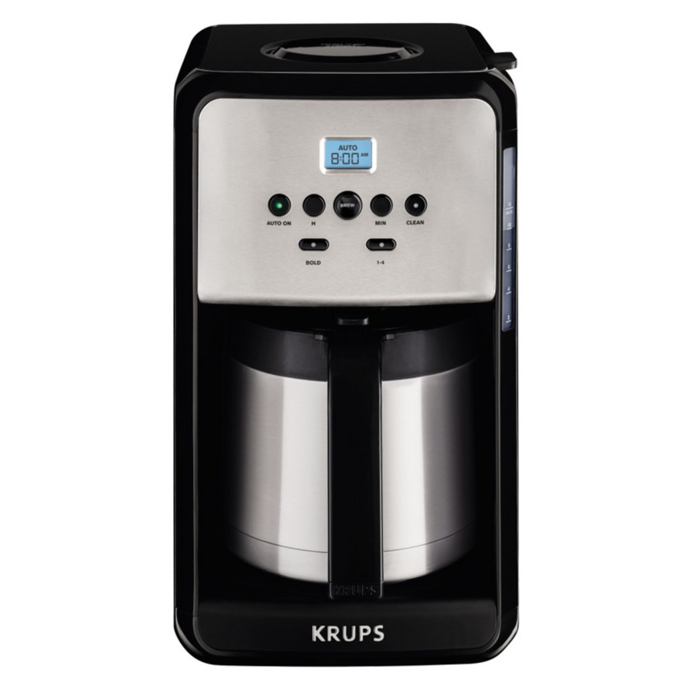 Krups Savoy Programmable Thermal Filter Coffee Maker In 2019