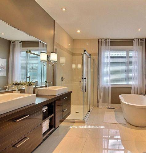 Small bathtub: inspiring models and photos   Baños de lujo ...