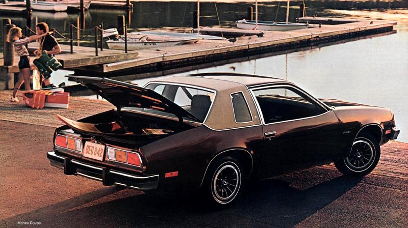 What Was So Special About The 1975 Chevrolet Monza Mx 5 Miata Forum Motor En V Coupe Autos