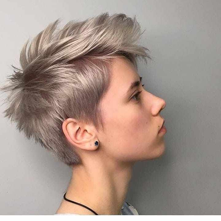 50 Best Pixie Hairstyle Ideas For Short Hair 2019 #hairstyleideas