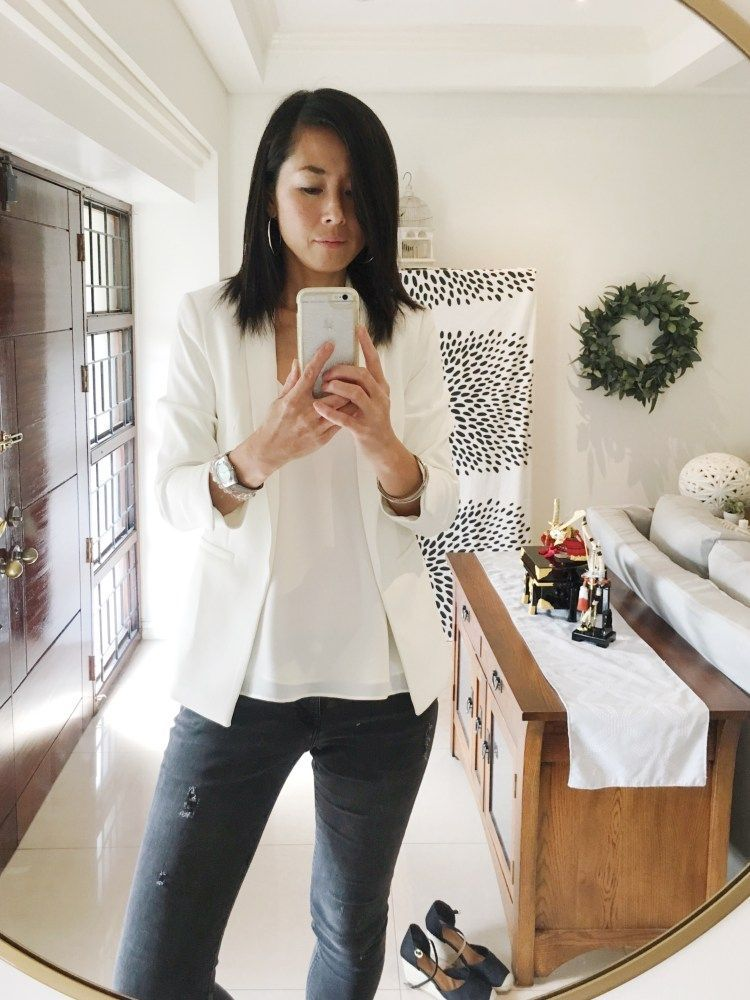 Casual Everyday Outfit For A Stay-At-Home Mom