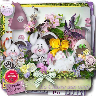 **NEW** la chasse aux oeufs by JosyCréations Créations Available @ http://www.digi-boutik.com/boutique/index.php?main_page=index&cPath=22_245