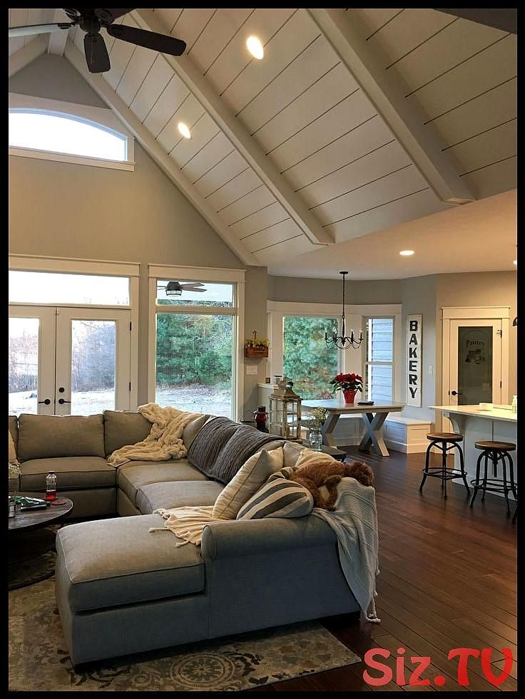 46 The Best Vaulted Ceiling Living Room Design Ideas 46 The Best Vaulted Ceiling Living Room Design Ideas Regardless Of Whether Your Living Room Is A 21 Foot Length With A Huge Picture Window Toward One Side Or You Live In A Minor Flat And The Living Room Is Bijou Without A Doubt There Are Living Room Decor #ceilingbedroomvaulted #best #vaulted #ceiling #living #room #design #ideas #regardless #whether #your #foot #length #with #huge #picture #window #toward #side #live #minor #flat #bijou #vaul #vaultedceilingdecor