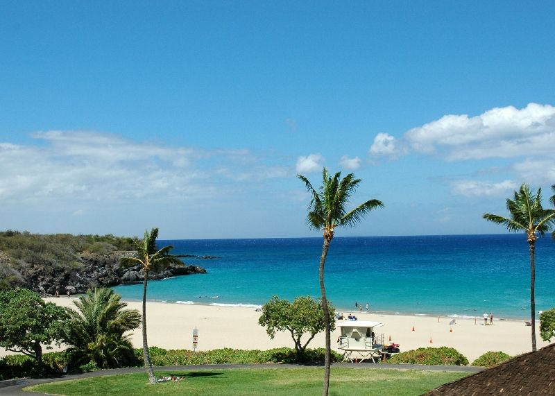 Hapuna Beach Island Hawaii Most Gorgeous I Have Ever Been To