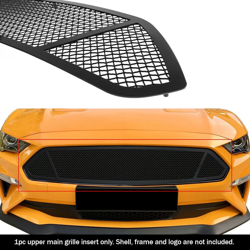 Ebay Sponsored For 2018 2019 Ford Mustang Gt Main Upper Stainless