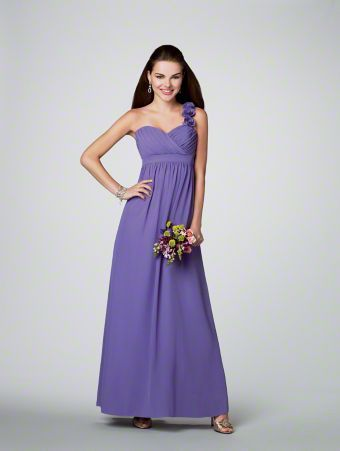 8837b31c7c1 bridesmaid dress idea except in a fall color. Alfred Angelo 7138L sz 14 ...