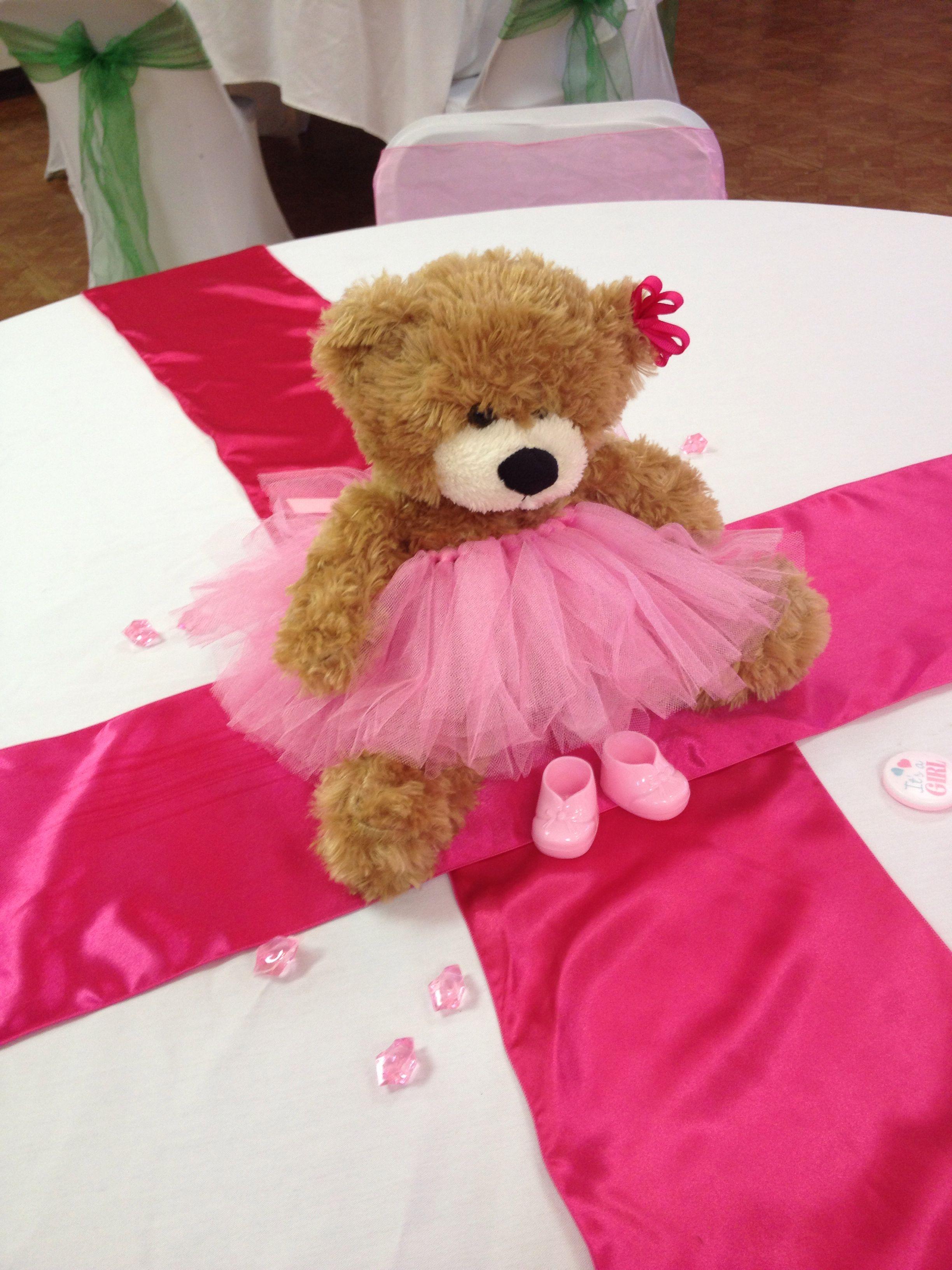Teddy bears and tutus