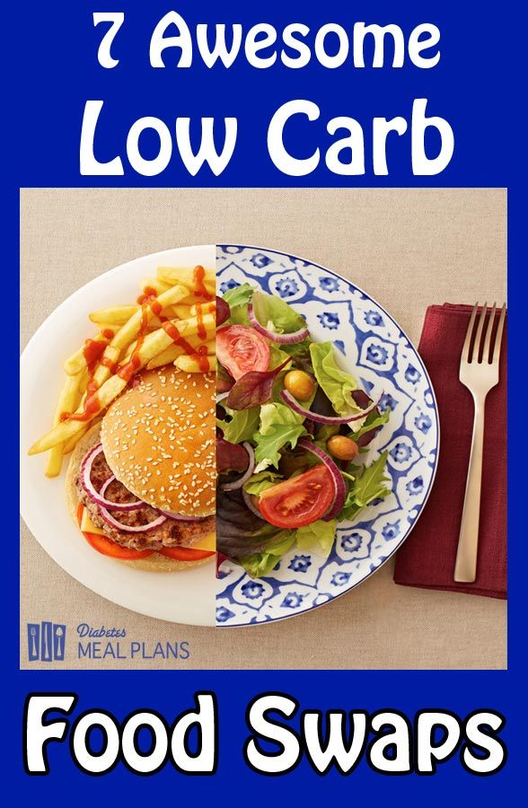 7 awesome low carb food swaps for type 2 diabetics diabetes meal 7 awesome low carb food swaps for type 2 diabetics forumfinder Image collections