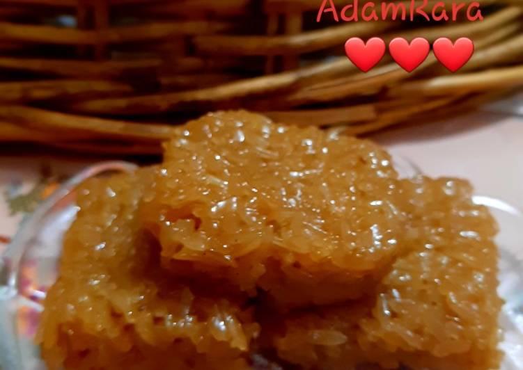 Resep Wajik Ketan Anti Gagal Best Recipes Resep Resep Suguhan Kelapa