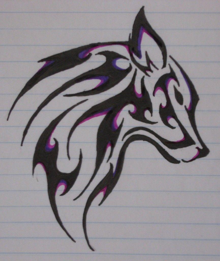Tribal Wolf Tattoo Wolf Tattoo Vorlagen Bilder Wolf Tattoo Vorlagen Foto 866 X 1024 Stammeszeichnungen Wolf Tattoos Wolf Tattoo Design