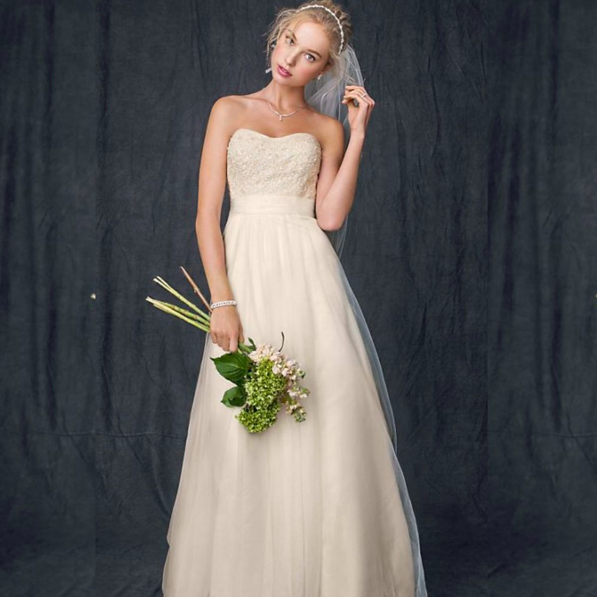 david's bridal wedding dresses just $99 (regularly $400+)