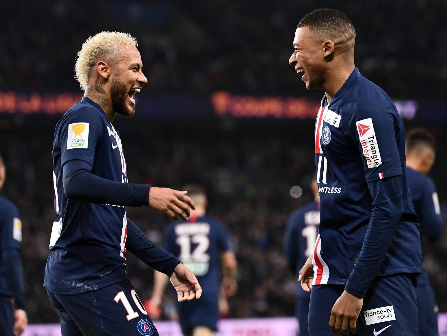 Best duo! PSG en 2020 Psg, Neymar, Joueur de football