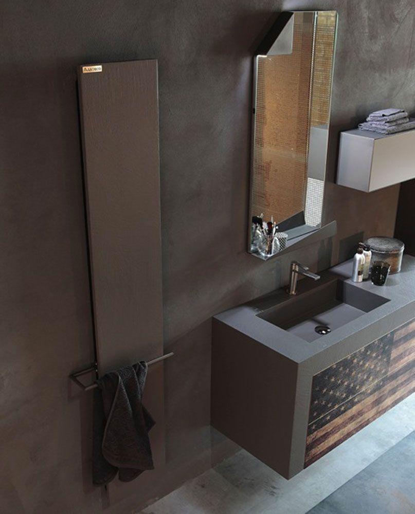 Quieres revestir sanitarios calentador de toallas - Muebles todo hogar ...