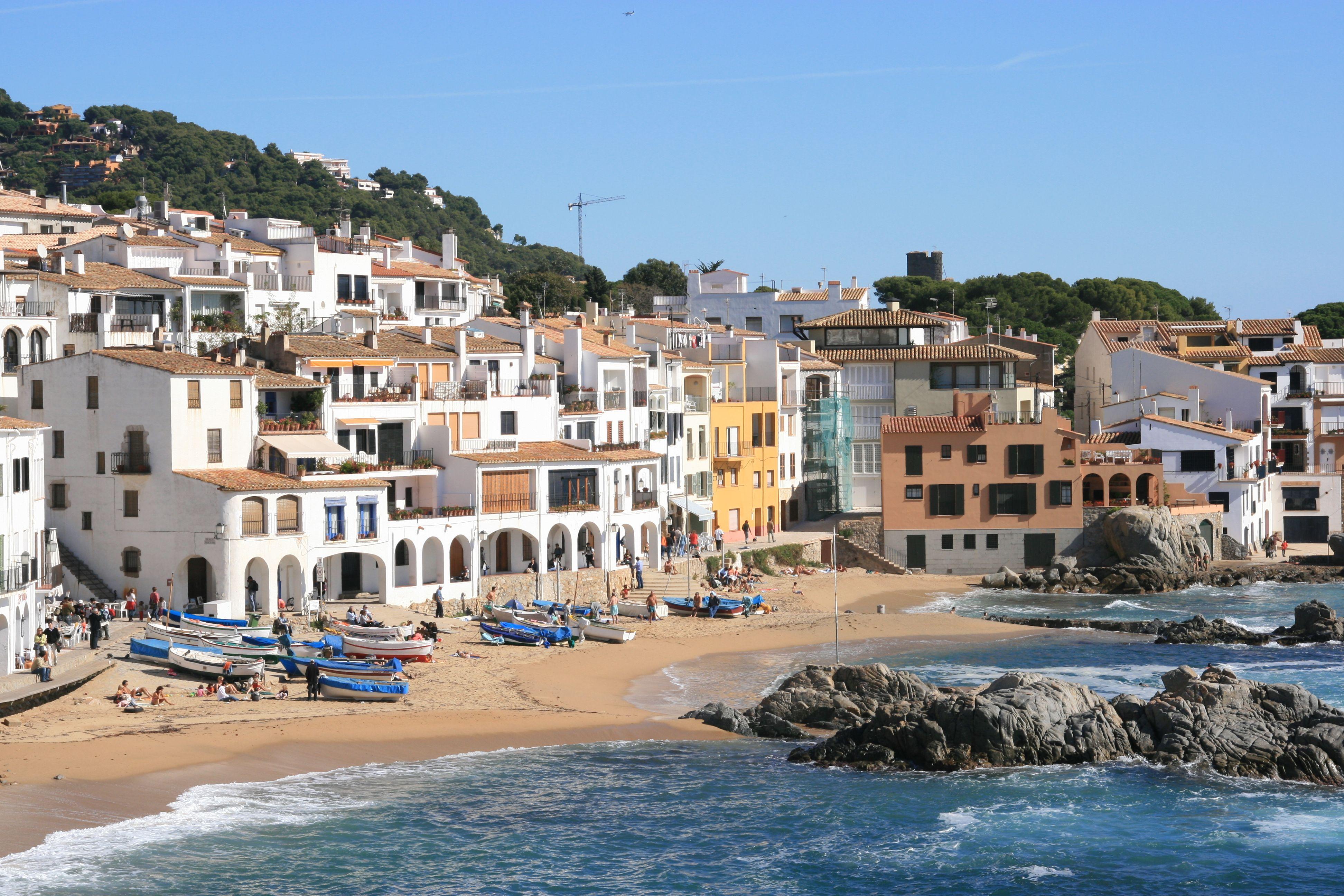 Calella de Palafrugell, España Favorite Spots
