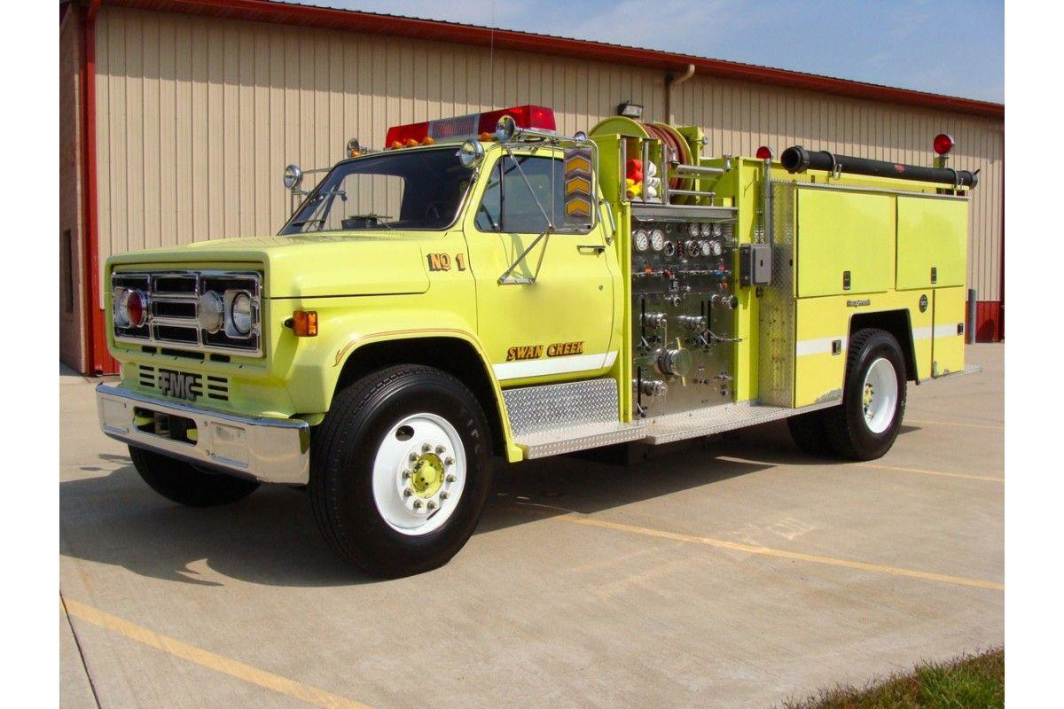 1987 fmc fire truck 1250 1000 flame on fire trucks trucks fire trucks for sale. Black Bedroom Furniture Sets. Home Design Ideas