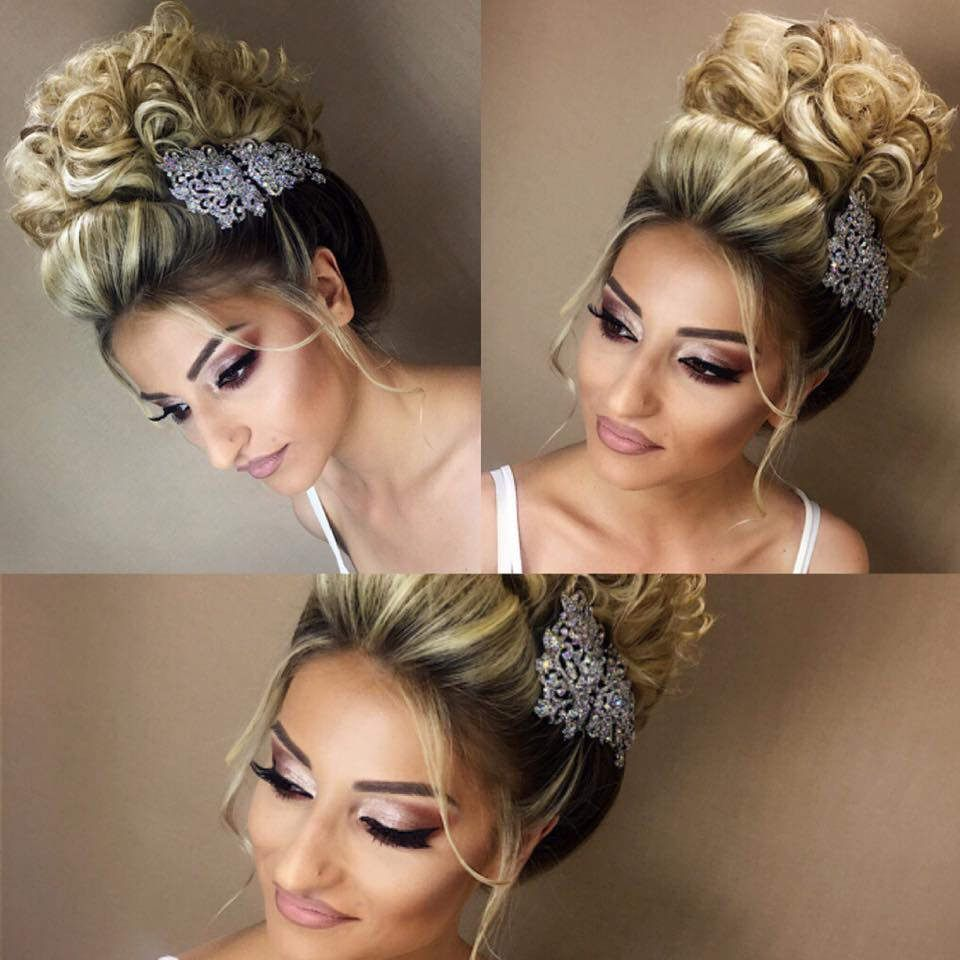 bigg updo's - viki | bridal hair, updos & elegant styles 3