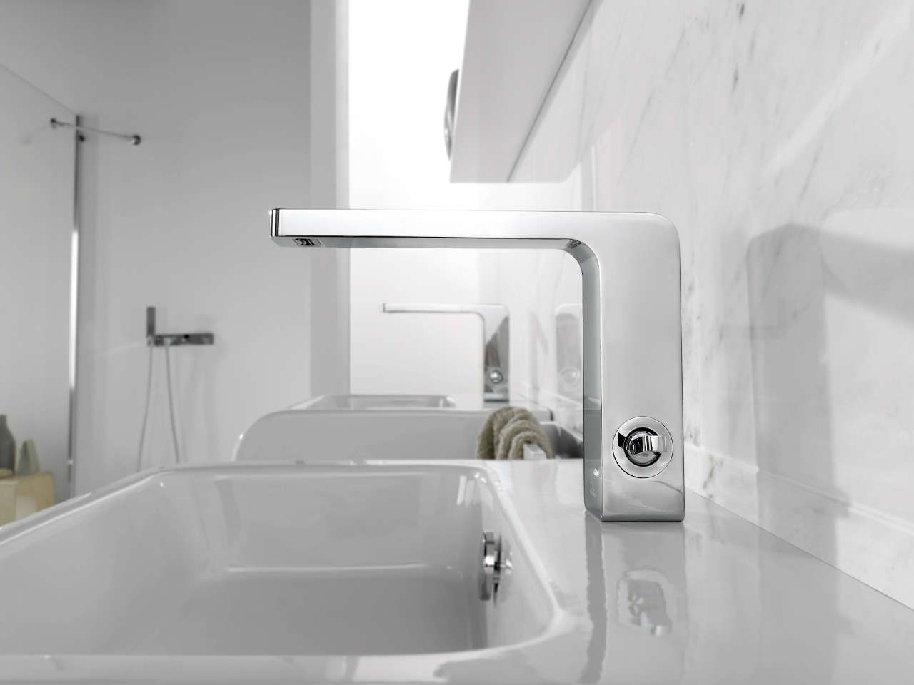 Basin mixer Lounge Blanco | Pool Room Toilet Ideas | Pinterest ...