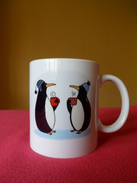 77888c672dec Pingvines bögre, a tökéletes karácsonyi ajándék :) | Mboglarka ...