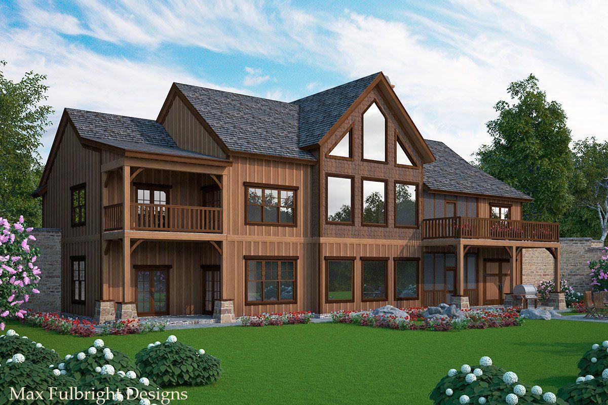 Dogtrot House Plan Large Breathtaking Dog Trot Style Floor Plan Dog Trot House Plans Basement House Plans House Plans