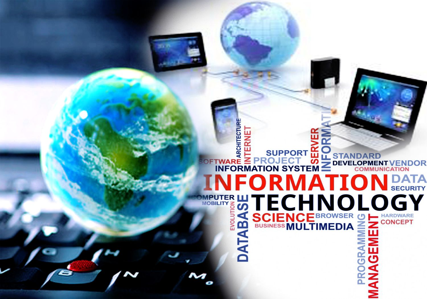 what is the information technology revolution and its importance