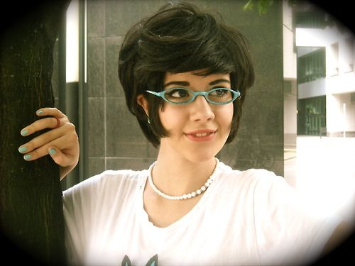 Jane Crocker Cosplay Wig