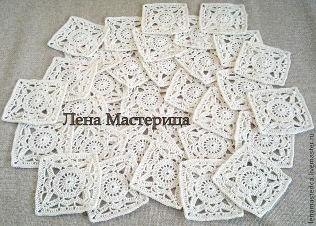 lace squares i want to try!