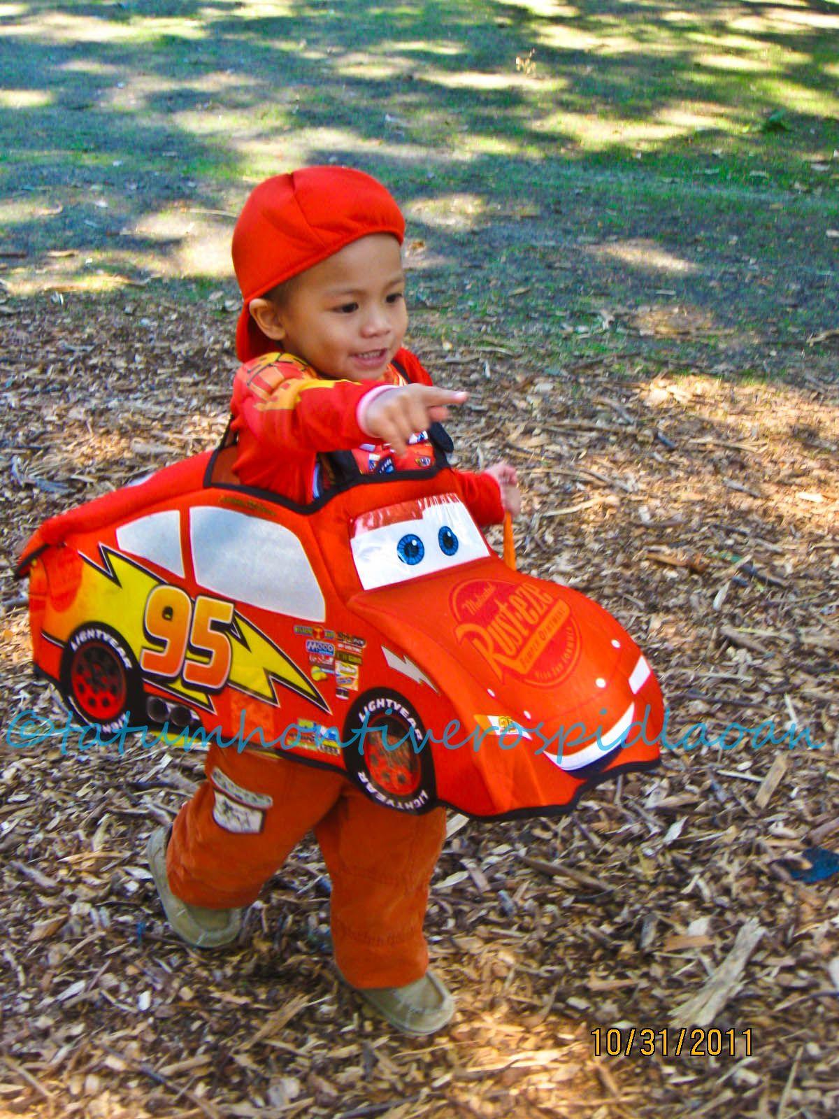 halloween 2011 at dallas arboretum as lightning mcqueen halloween disney cars lightning mcqueen