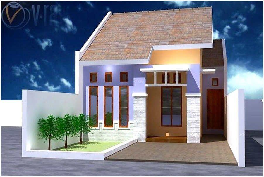Desain Rumah Minimalis Sederhana 1 Lantai Modern Desain Rumah