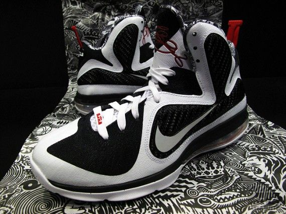huge discount 01857 b1212 Nike LeBron 9