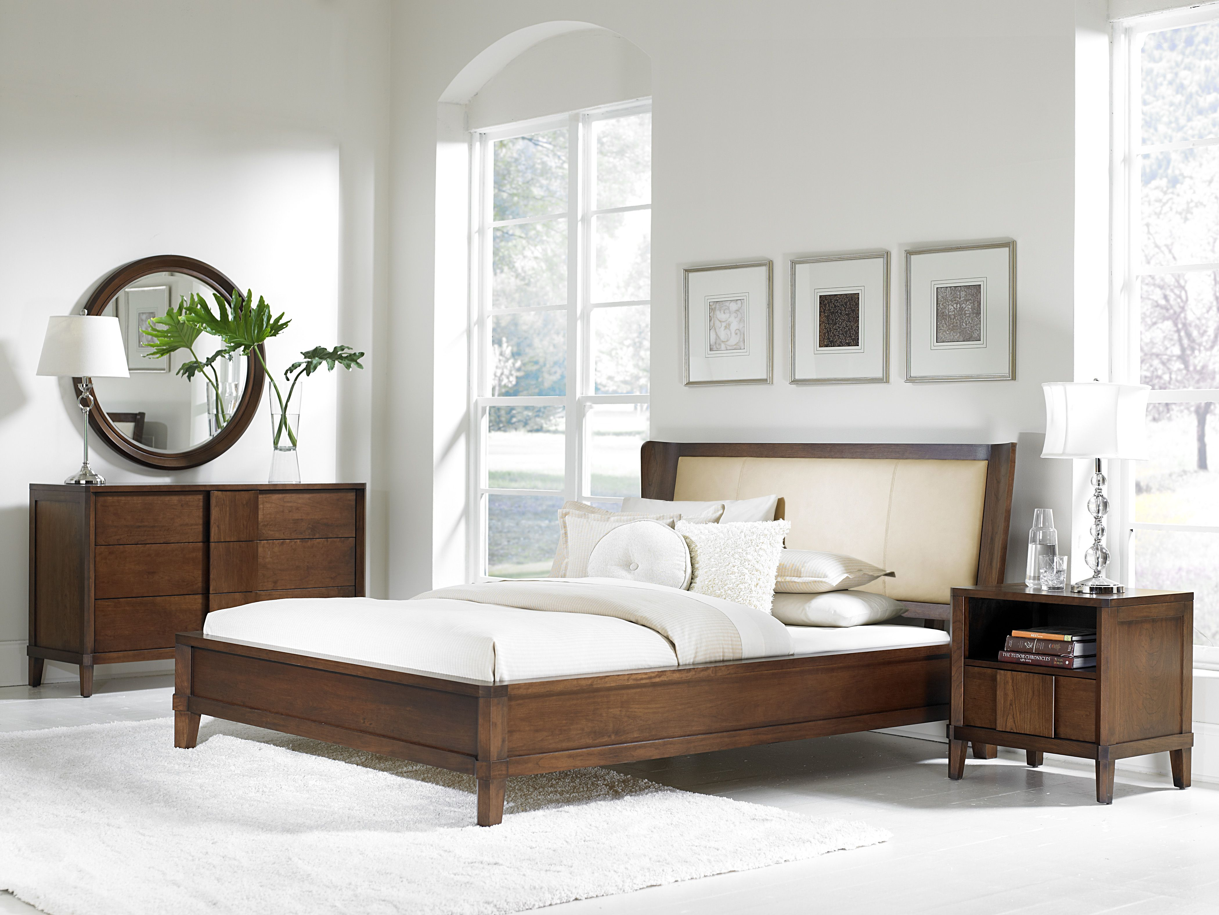 West Bros Arris Collection So Cool Hermann Miller Inspired To Be Sure Must Be Why I Love This Bed So Muc Bedroom Furnishings Furniture Modern Bedroom Set