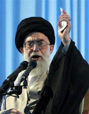 Iranian Supreme Leader Ayatollah Ali Khamenei Iran Iran