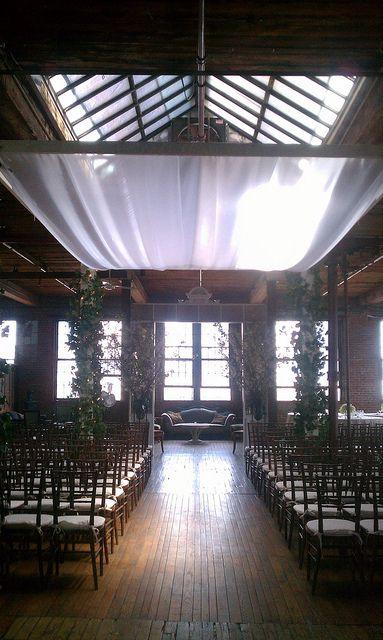 Maritza & Wynn Metropolitan Building, 4th Floor *Flowers by