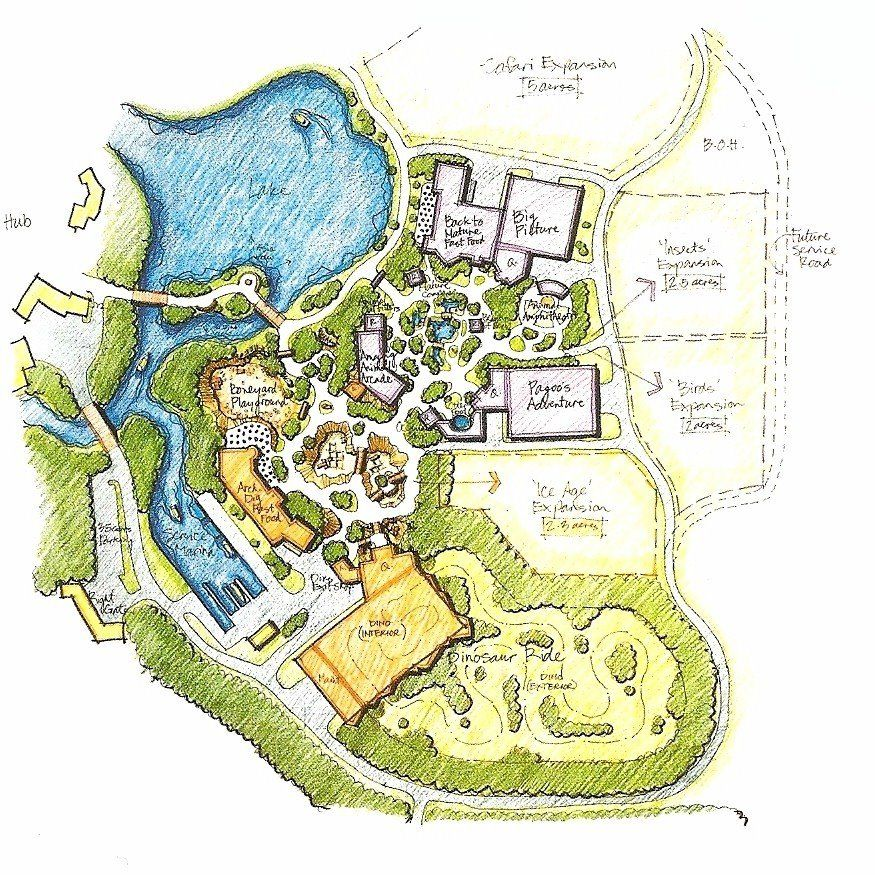 15++ Animal kingdom opening date images