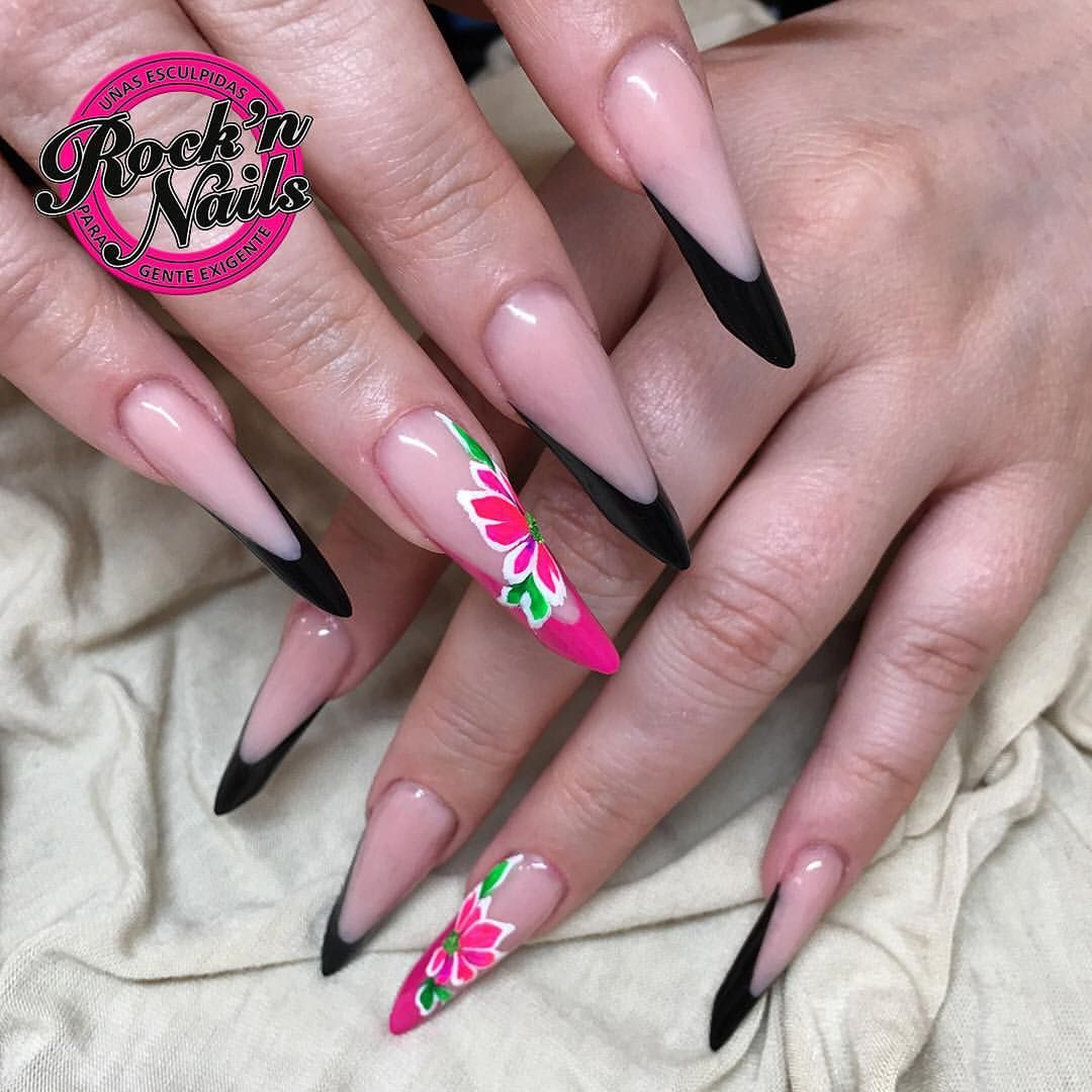 Extreme Form #extreme #extremeform #russiannails #russianalmond ...