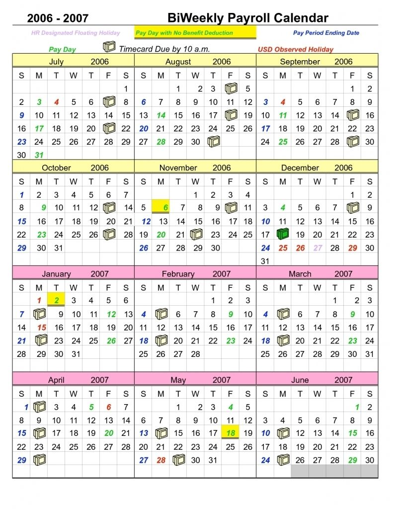 Federal Pay Period Calendar  Calendar Printable  Uj