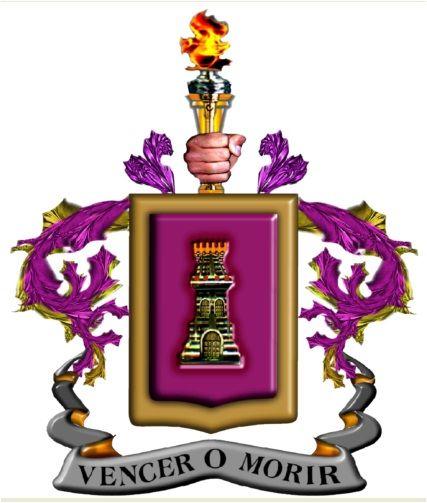 Escuela de ingenieros militares insignias militares de for Escuela de ingenieros