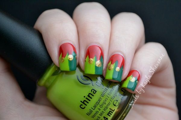 Elf Outfits! | from Nails by Kayla Shevonne